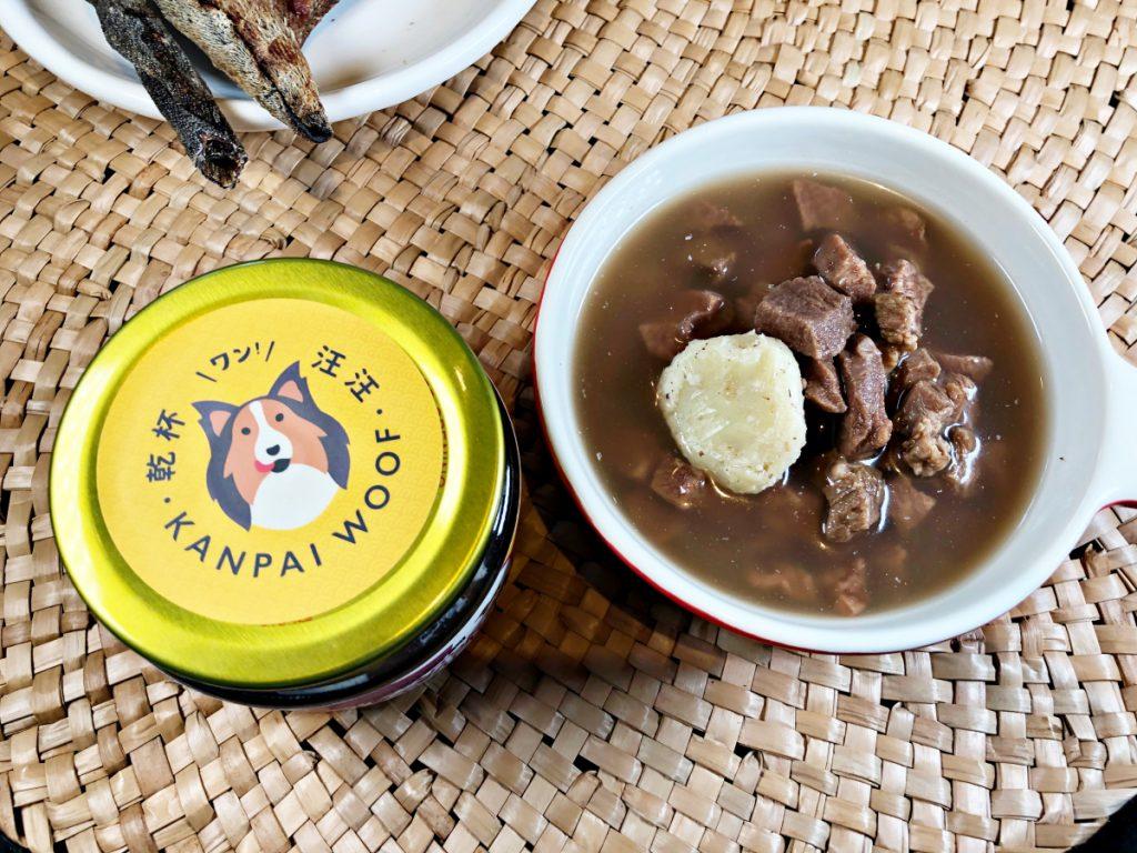 「澳洲榖飼燉煮牛舌」售價599元(3罐/盒)