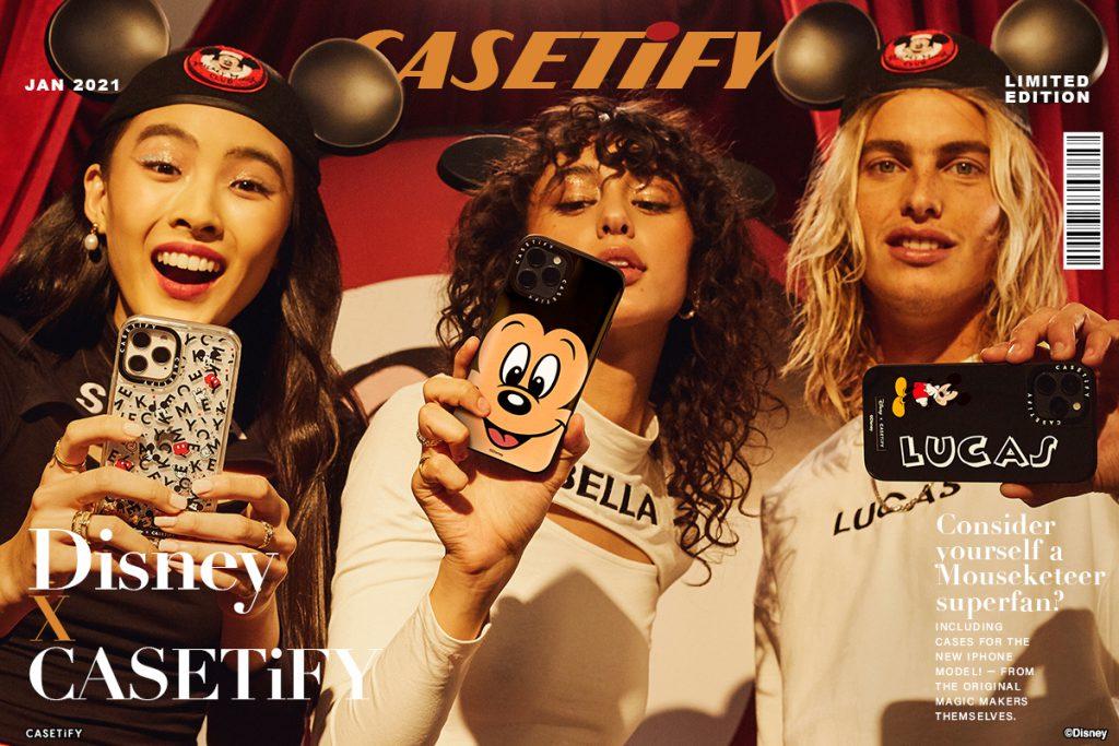 Disney x CASETiFY
