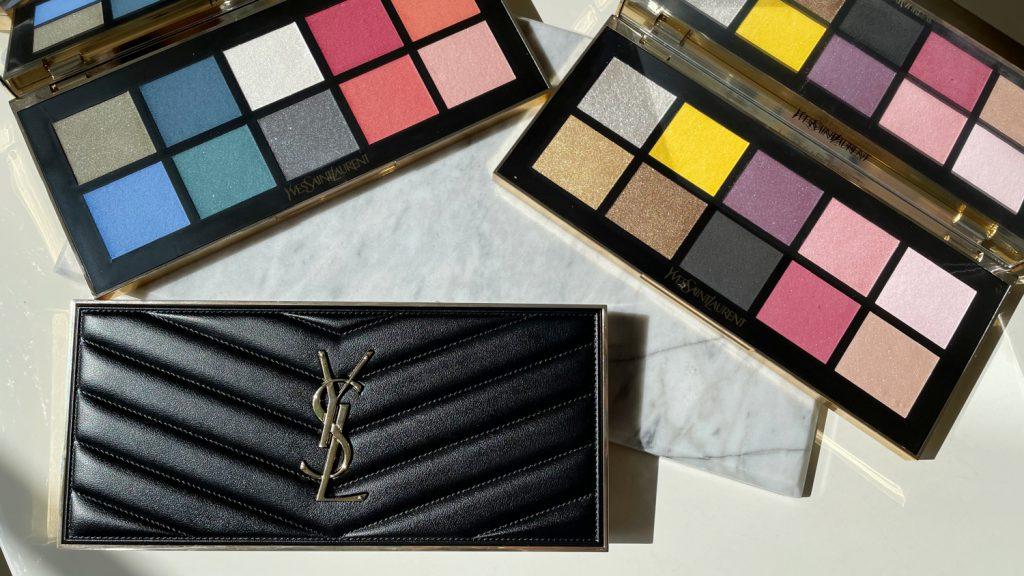 YSL 訂製奢華皮革彩妝盤(馬拉喀什/巴黎)NT$3,600