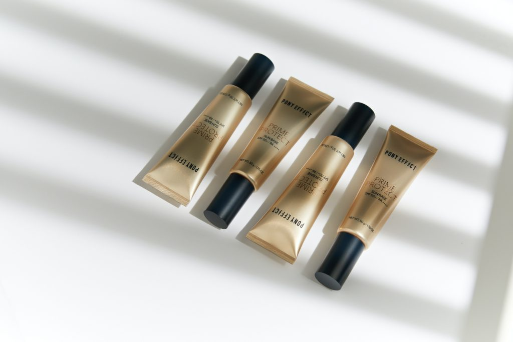 水透光妝前防護乳 SPF50+ PA++++ 50g/NT$950(升級版包裝)