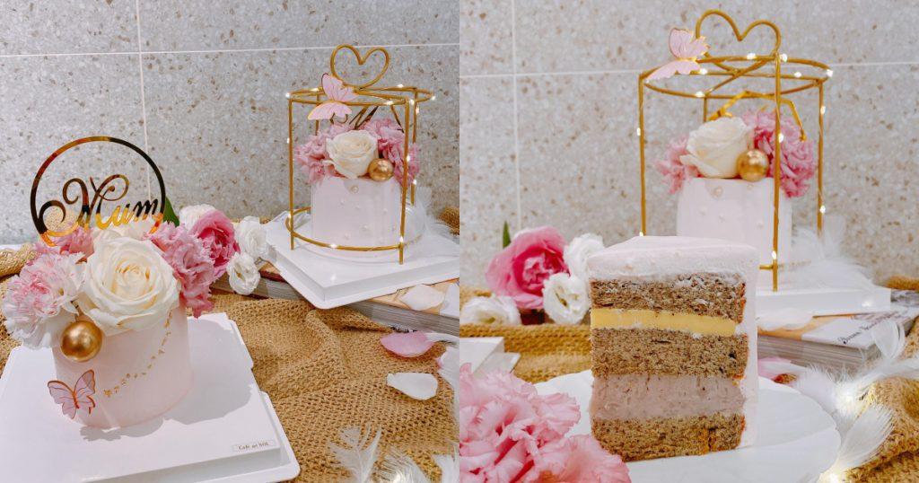 Café del SOL 母親節蛋糕