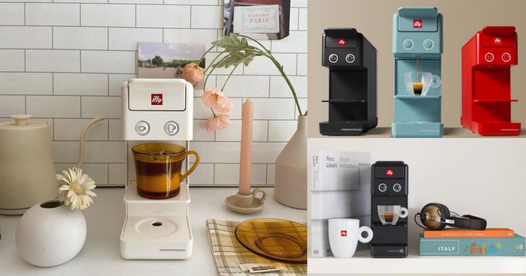illy Y3.2 膠囊咖啡機