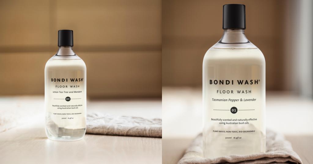 Bondi Wash 地板清潔液