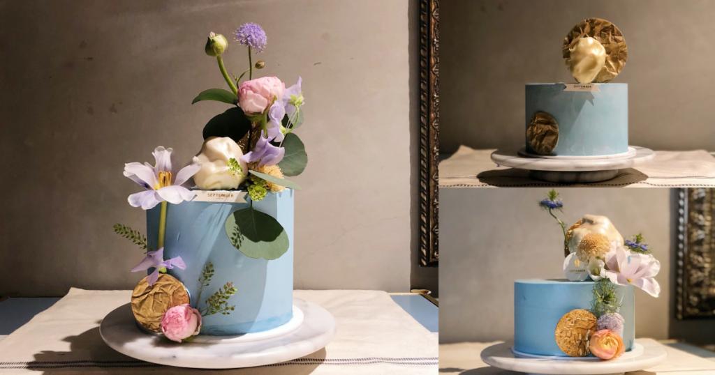 September Café母親節主題蛋糕