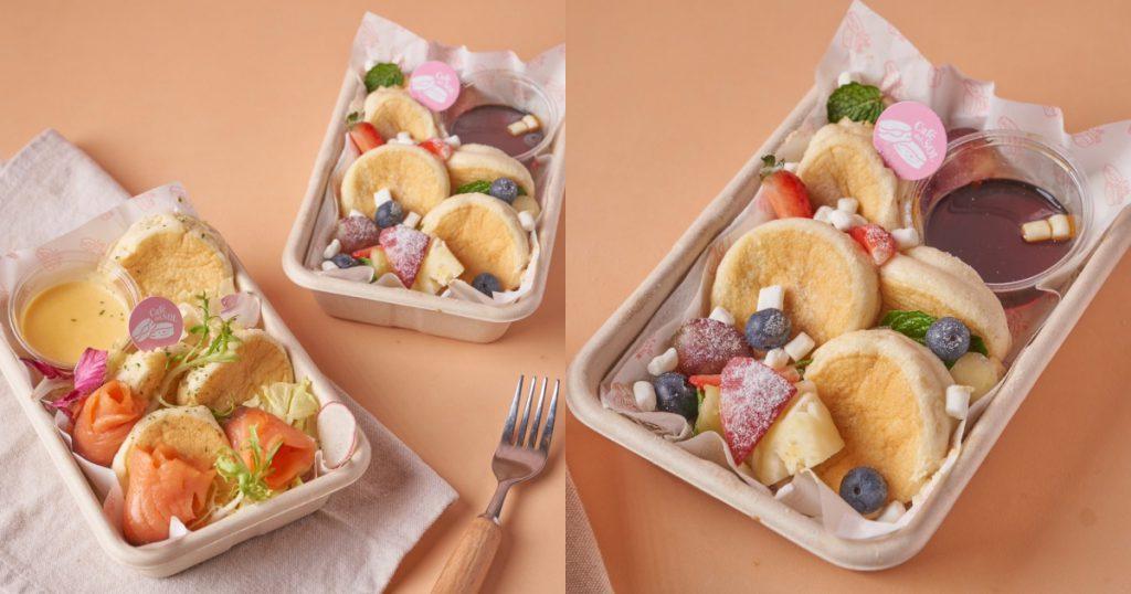 Café del SOL 福岡人氣第一鬆餅