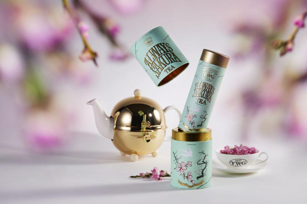 2021 年度限定永恆之櫻茗茶售價 $1,320