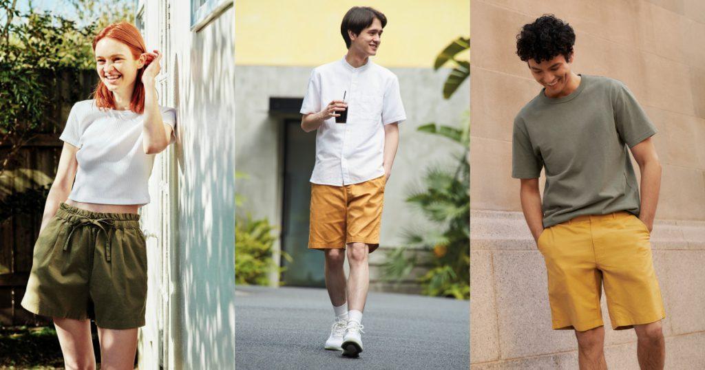 男女裝短褲系列