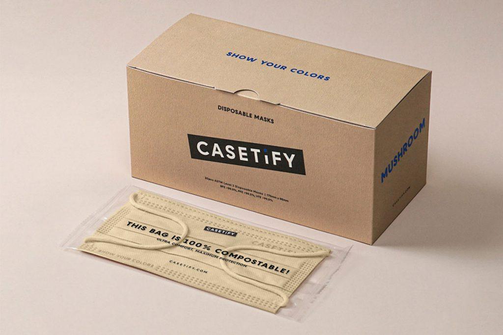 CASETiFY口罩