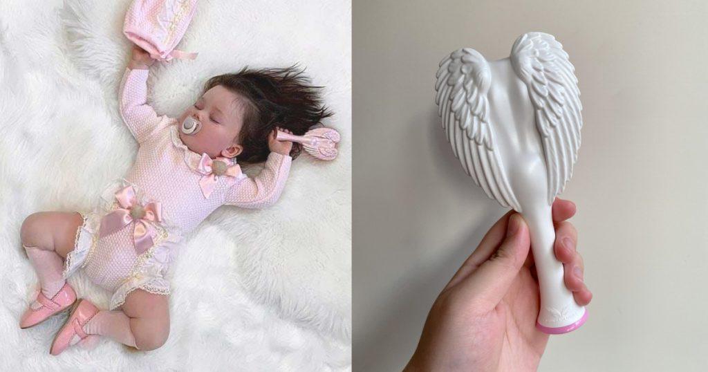 Tangle Angel小天使梳