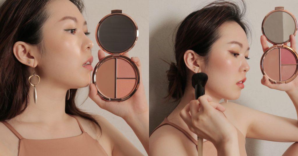 限量 訂製小臉顏彩盤(#Light甜姐兒、#Medium辣美莓)NT$1,850