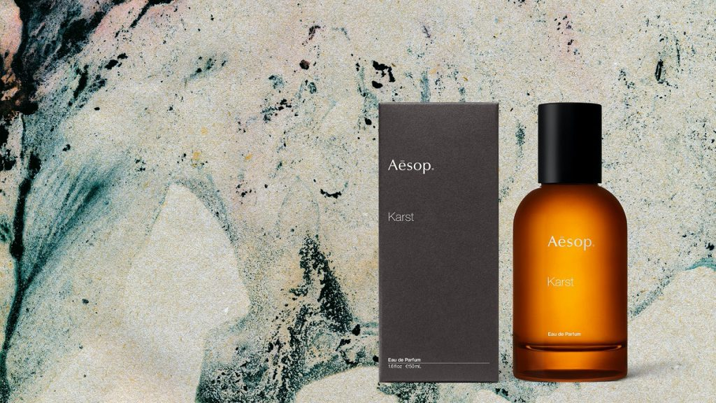 Aesop 虛實之境系列-喀斯特香水 50ml/NT5,600