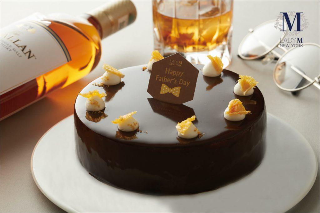 威士忌巧克力慕斯 6吋/NT$1,800