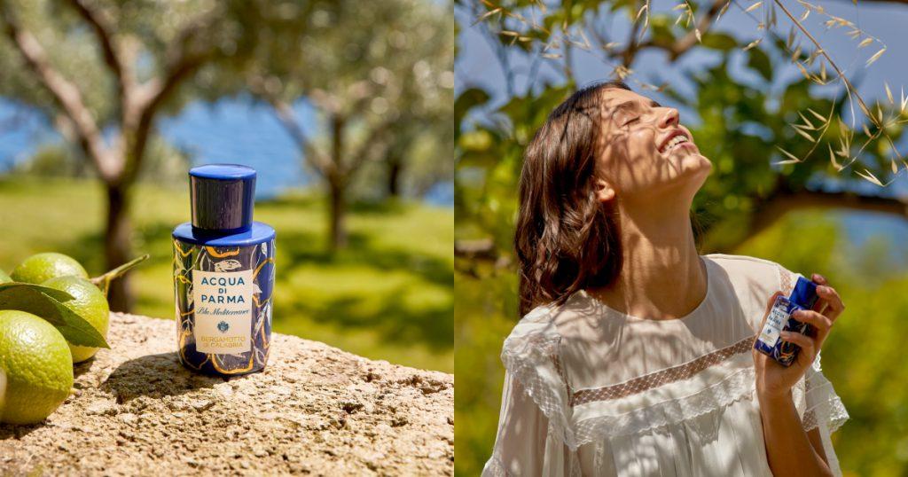 Acqua di Parma 藍色地中海卡拉布里亞佛手柑精純限定版