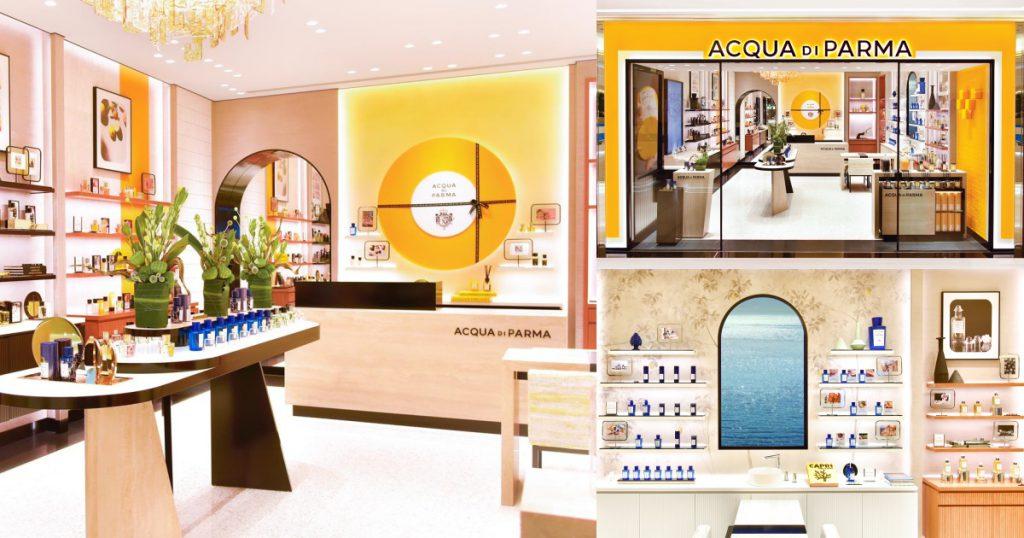 ACQUA DI PARMA帕爾瑪之水 微風信義旗艦店