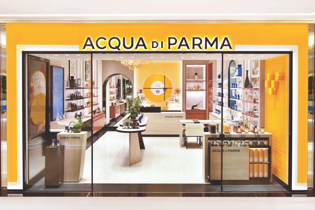 Acqua di Parma 微風信義旗艦店