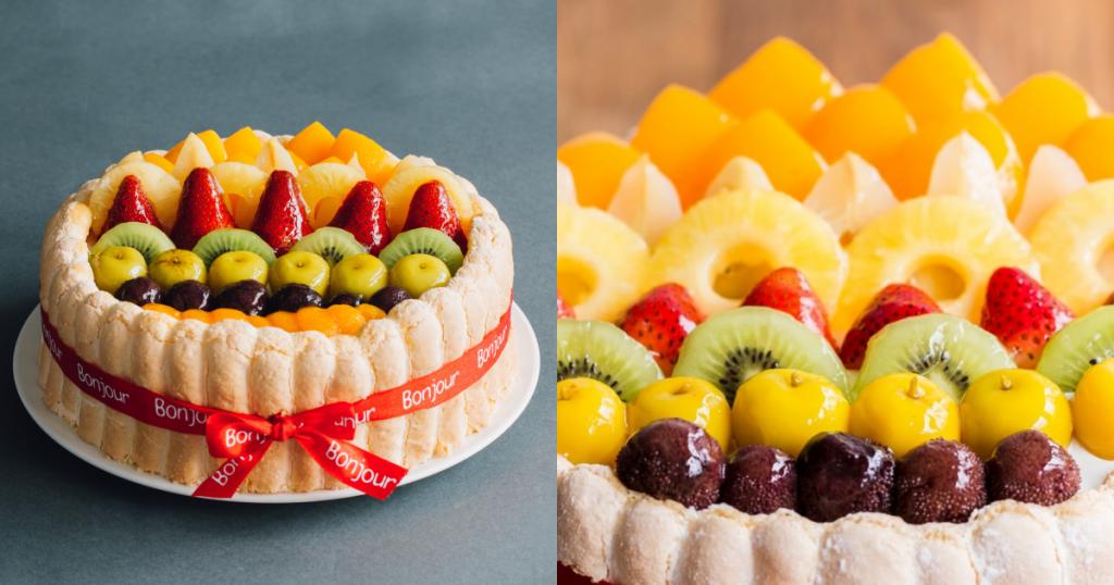 法式水果卡士達