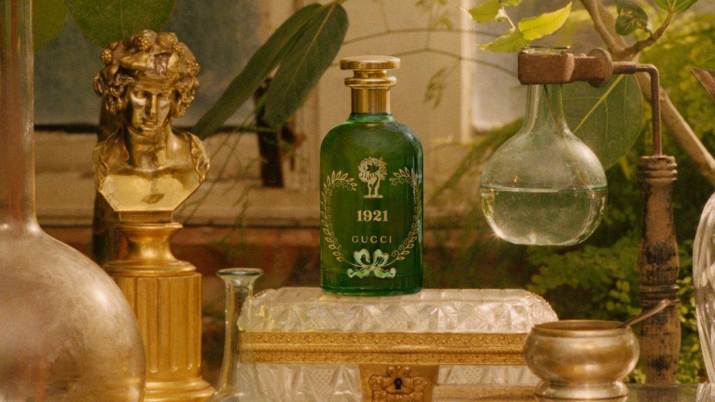 Gucci 煉金士花園系列 — 1921翡冷翠