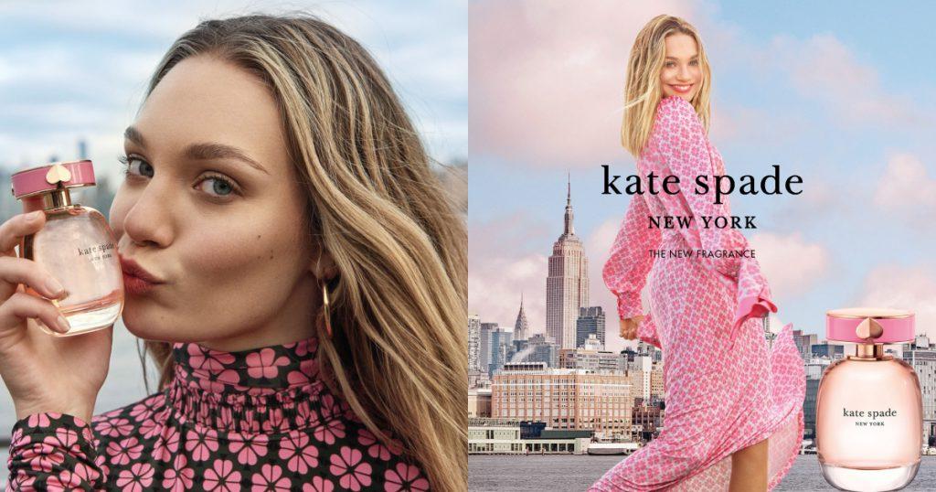 KATE SPADE 桃氣甜心淡香精 40ml/NT$1,550、60ml/NT$2,450、100ml/NT$3,300