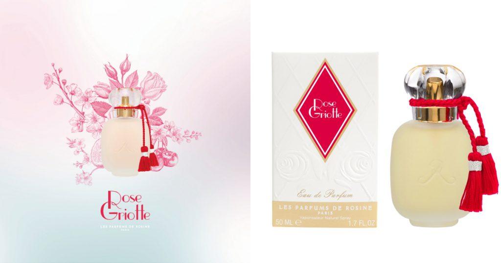 櫻桃玫瑰RoseGriotte 50ml $3,980 / 100ml $5380