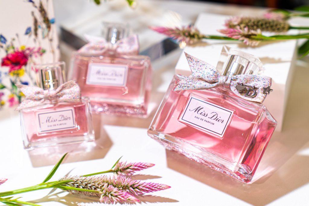 迪奧 Miss Dior香氛 30ml/NT$3,000、50ml/NT$4,360、100ml/NT$6,270