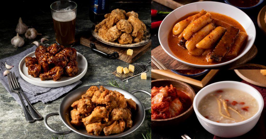 「炸雞+銅盤烤肉雙饗吃到飽」
