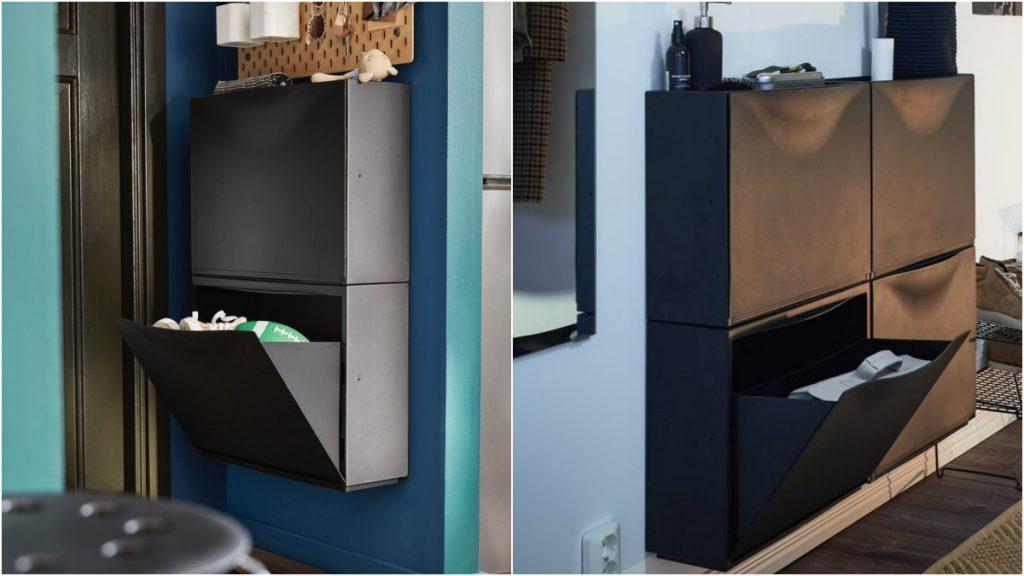 TRONES鞋櫃/收納櫃, 黑色 價格$ 699 /2件裝